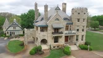 chateau home plans forget mcmansions or tiny homes 5 u s castles for sale