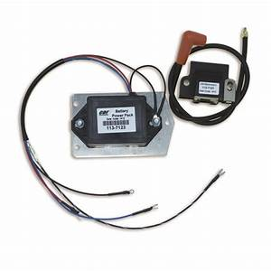 Cdi Johnson Evinrude Outboard Power Pack 55
