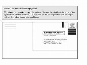 dmm 505 return services With how to print return address on envelope