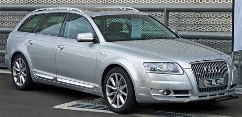 File2007 Audi A6 (4f) Allroad Quattro 30 Tdi Station
