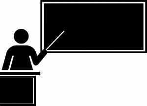 Clipart - Teaching
