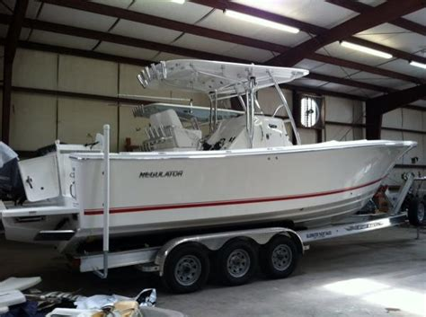 Regulator Boats For Sale In Alabama by Regulator 28 Boats For Sale Boats