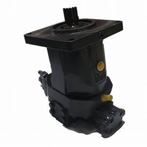 China Rexroth A6vm Series Axial Piston Hydraulic Motor