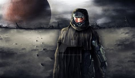 Halo 5 Chief By Marckasprzyk On Deviantart