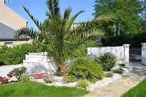 Jardin Paysager Exemple : amenagement jardin paysagiste ~ Melissatoandfro.com Idées de Décoration