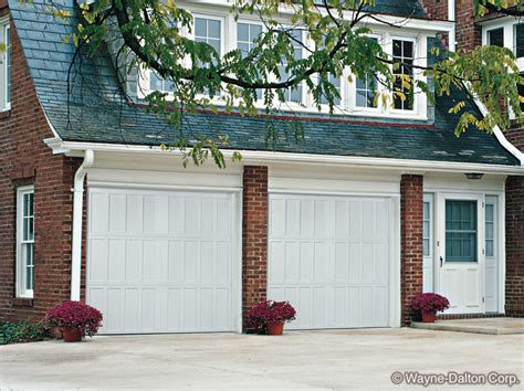 dalton garage doors wayne dalton garage doors model 9700 steel garage door