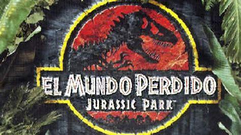 The Lost World Jurassic Park Logo Crítica De El Mundo Perdido Jurassic Park Ii Hobbyconsolas Entretenimiento