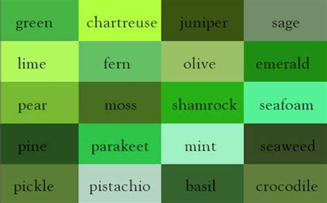 colors that match green what color is the best to match with green when creating a