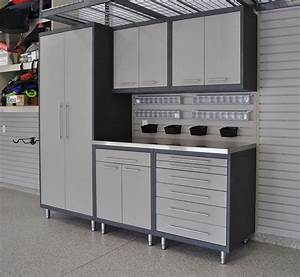metal garage cabinets sorrentos bistro home With kitchen cabinets lowes with metal turtle wall art