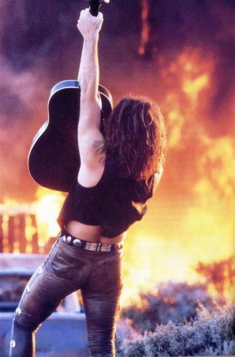 Jon Ack Blaze Glory Celebrity Crush