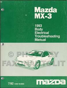 1993 Mazda Mx
