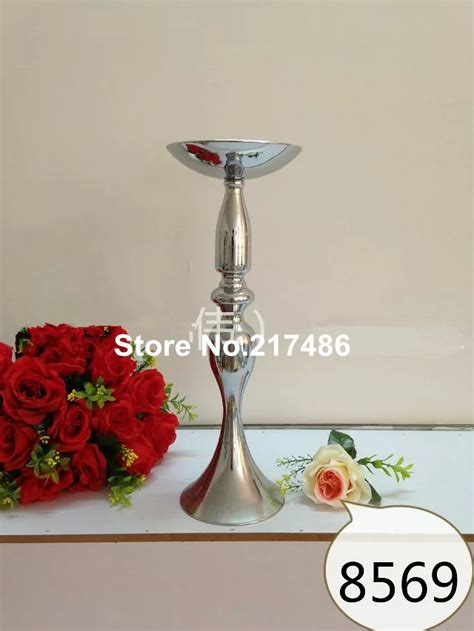 wholesale crystal flower stand wedding centerpiece for