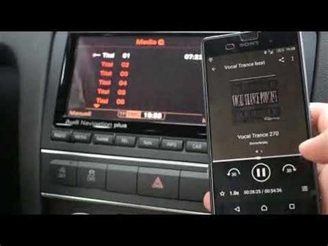 rns e bluetooth audi rns e a2dp bluetooth adapter cdc