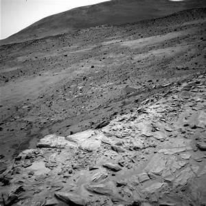 Aufnahmen von der Marsoberfläche