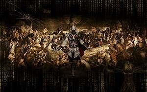 Assassins Creed 2 Wallpaper Ezio wallpaper - 1174830