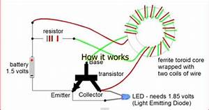 Buju U0026 39 S Blog  Innovations   Mods   Electronics   Guides   Software   How A Joule Thief Works