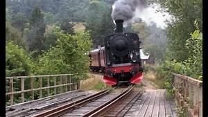 Steam Trains In Sweden 2008