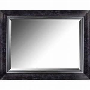 Mirrorize Canada 27 25 U0026quot  X 35 25 U0026quot  Liner Beveled Mirror