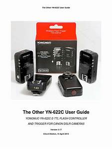 The Other Yn622c User Guide