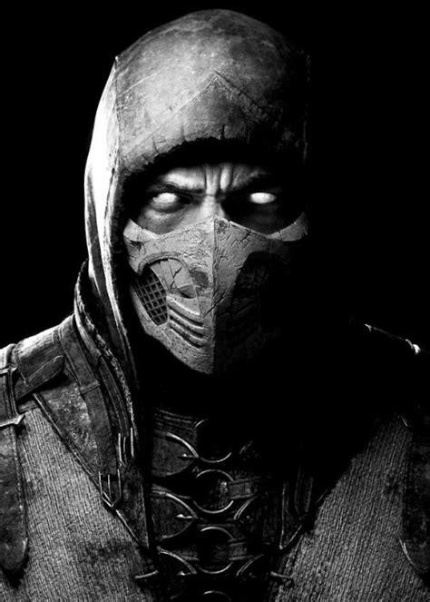 Scorpion Mortal Kombat Getoverhere Tumblr Mortal