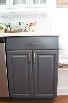 espresso beans by behr we painted our lightly stained oak