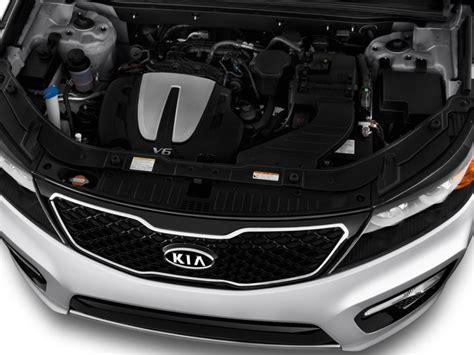 image  kia sorento wd  door  sx engine size