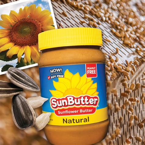 sunbutter 174 sunflower butter announces new roasting process