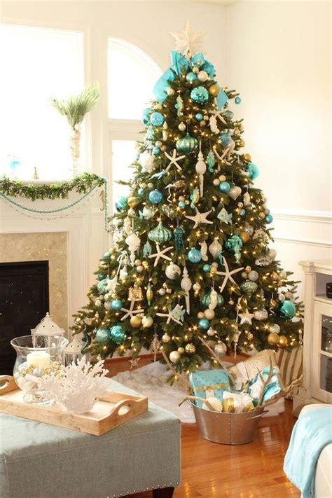 decora tu hogar por navidad en color turquesa