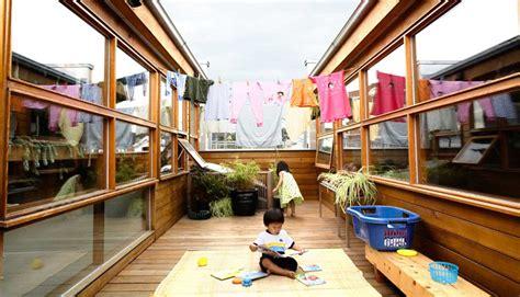 courtyard house working  raising kids   place digsdigs