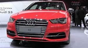 Audi Paris Est Evolution : 2013 audi s3 unveiled at paris motor show autoevolution ~ Gottalentnigeria.com Avis de Voitures