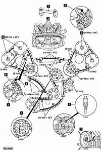 How To Replace Timing Chain On Audi A4 B8 3 2 Fsi Quattro