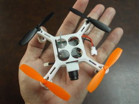printed drones  satisfy   pilot