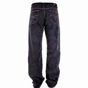 Versace Jeans Couture loose fit straight leg denim jean VJCM1289 at Togged Clothing