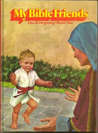 bible friends book   etta  degering