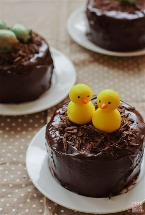 idee deco gateau chocolat