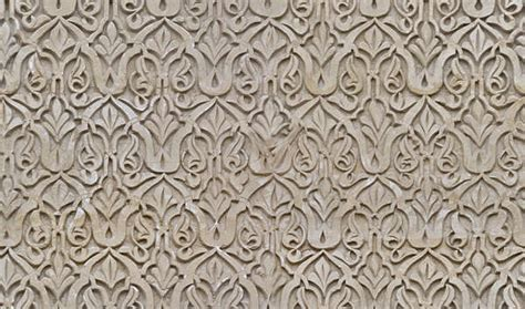 OrnamentsMoorishStucco0149   Free Background Texture