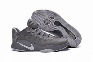 Nike Hyperdunk 2016 Low Cool Grey Men's Basketball Shoes ...