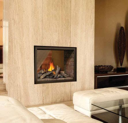 napoleon gas fireplaces napoleon bhd4 ascent multi view direct vent see thru gas