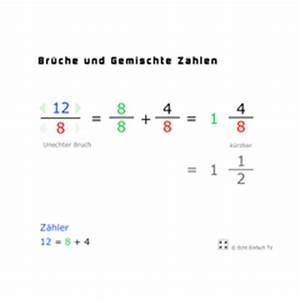 Brüche Berechnen Und Kürzen : lektion g08 br che bruchrechnung matheretter ~ Themetempest.com Abrechnung