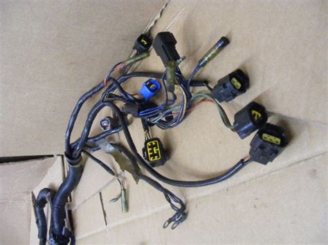 yamaha hpdi 150 175 200 hp wire wiring harness 68f 82590