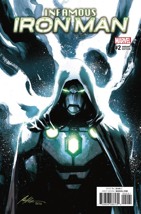marvel preview infamous iron man  aipt