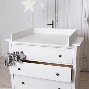 Hemnes Wickelaufsatz Ikea : table langer blanche pour commode ikea hemnes ~ Sanjose-hotels-ca.com Haus und Dekorationen
