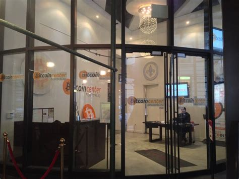 In other words, we are the place for bitcoin! Bitcoin Center erobert den Financial District in NYC