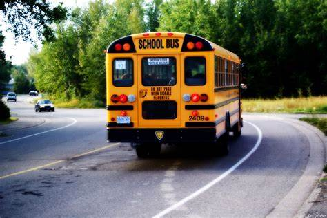 How To Keep Kids Safe Home Bus Stops