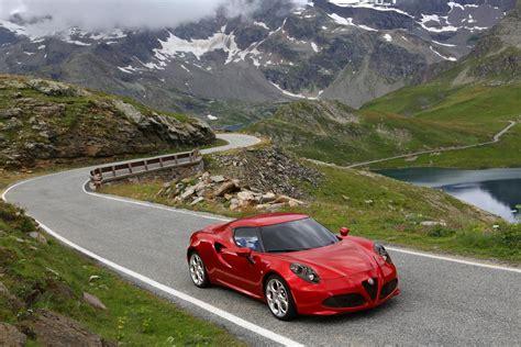 Alfa Romeo Italy by Alfa Romeo 4c Review