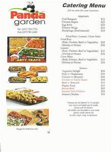 Panda Garden Chinese Restaurant Auburn Maine MenusInLA
