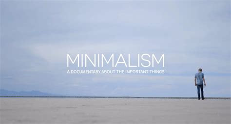 Here's How To Make Minimalism Work For You Sheblogs