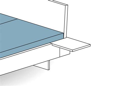 Das besondere an unseren produkten. Zirbenbett Køje 04 keilgezinkt mit konischem Rückenteil ...