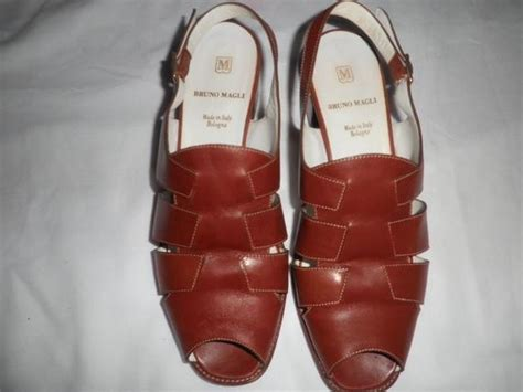 Sepatu Bruno Magli Made In Italy bruno magli shoes cognac made in italy size 8 b saks fifth