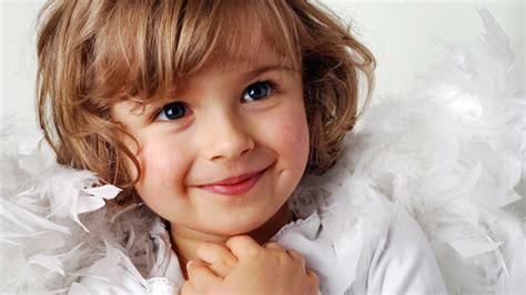 Cute Haircut Baby Girl Wallpapers In Jpg Format For Free
